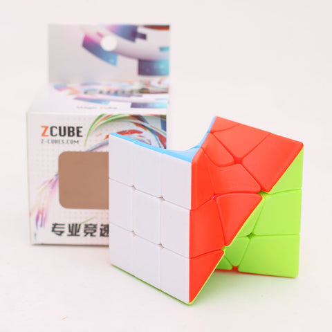 Z-Cube Twisted Cube