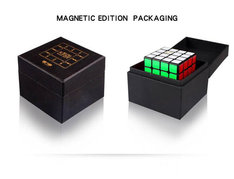 QiYi WuQue Mini Magnetic - 4x4x4