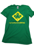 canadianCUBING - Shirt