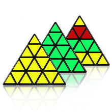 Load image into Gallery viewer, QiYi 4x4x4 Pyraminx