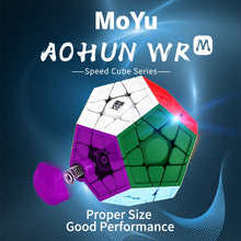 Load image into Gallery viewer, MoYu AoHun WR M Megaminx