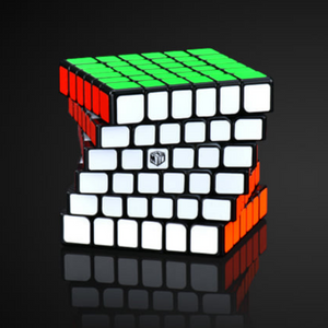 QiYi X-Man Shadow M V2 - 6x6x6