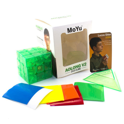 MoYu Aolong v2 Limited Edition - 3x3x3
