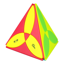 Load image into Gallery viewer, Qiyi Clover Pyraminx