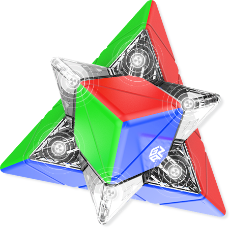 GAN Pyraminx M Enhanced