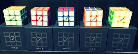 Valk3 Force Cube - 3x3x3