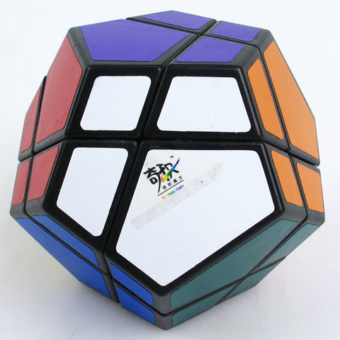 QJ Ultimate Skewb Puzzle