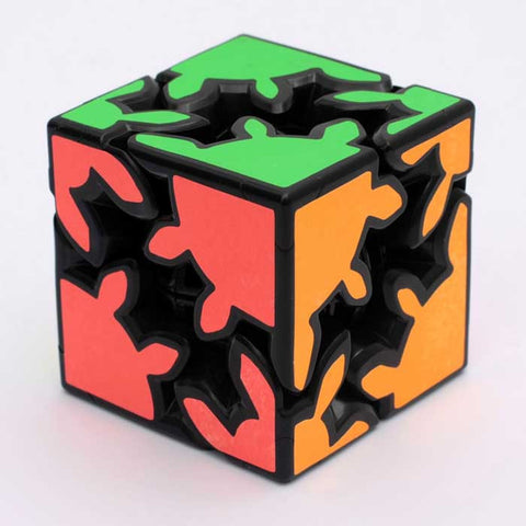 Quick Finger 2x2x2 Gear Cube