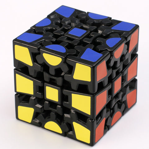 Quick Finger 3x3x3 Gear Cube (V2)