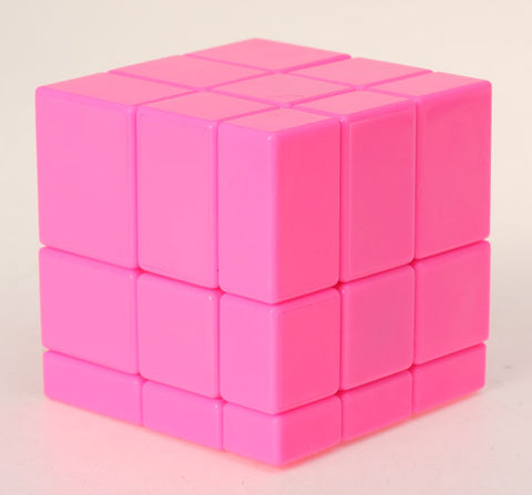 ShengShou Monochrome Stickerless Mirror Cube