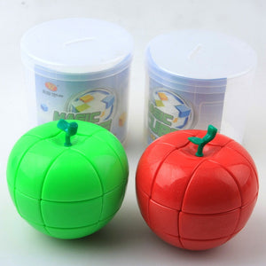 YJ Apple Cube 3x3x3