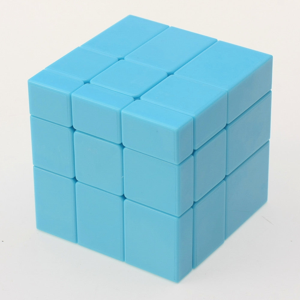 YuXin Monochrome Stickerless Mirror Cube