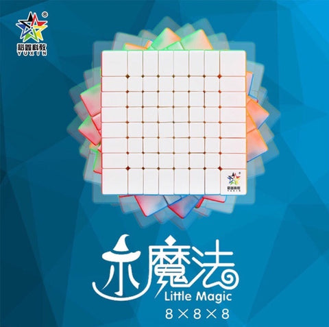 YuXin Little Magic 8x8