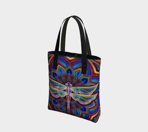 Mantrafly tote bag