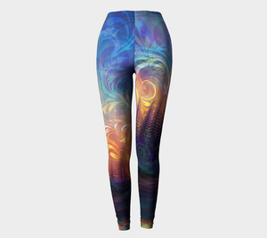 Agostina Sky Leggings 2