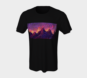 Mycelia Mountains T-shirt