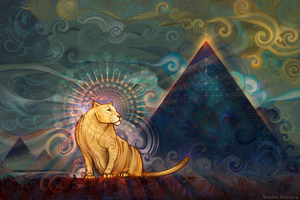 Ancient Pride - Canvas Prints