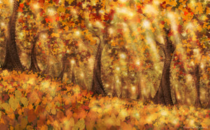 Autumn Dream - Canvas Prints