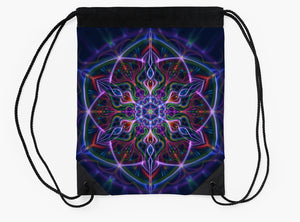 Caapi Seed - Drawstring Backpack
