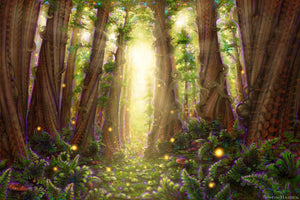 Dream Glade Metta Tapestry