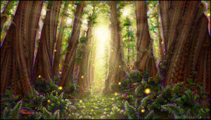 Dream Glade Metta - Canvas Prints