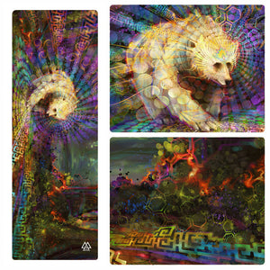 Spirit Bear - Yoga Mat