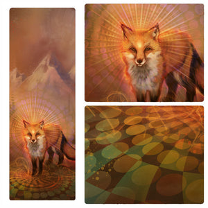 Wise Fox - Yoga Mat
