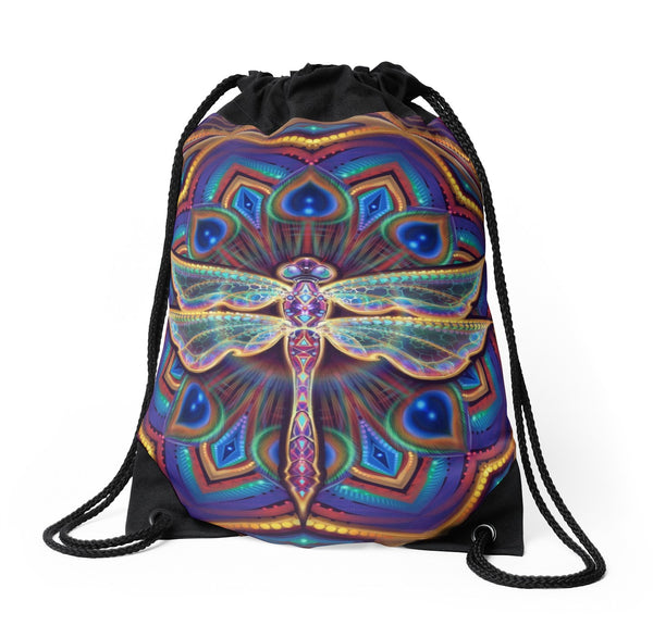 Mantrafly - Drawstring Backpack