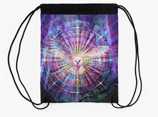 Night Vision - Drawstring Backpack