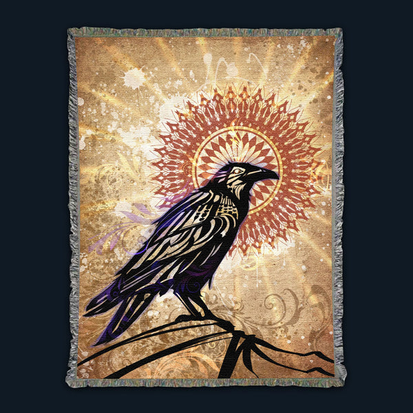 Raven Magic - Blanket
