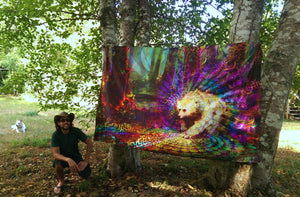 Spirit Bear - Tapestry