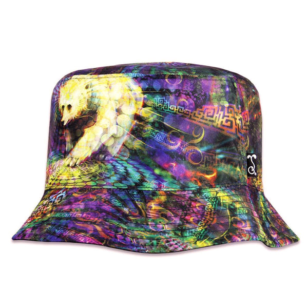 Spirit Bear Bucket Hat