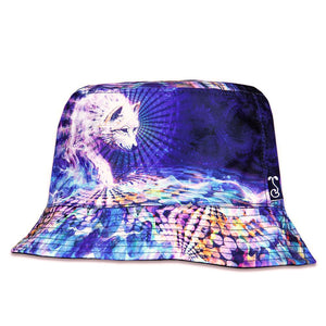 Spirit Wolf Bucket Hat