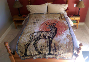 Stag - Blanket