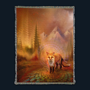 Wise Fox - Blanket