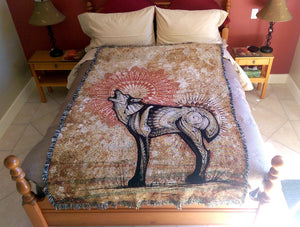 Wolf Totem - Blanket