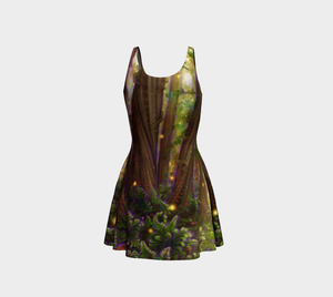 Dream Glad Metta Flare Dress