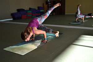 Sanctuary Revisited - Yoga Mat