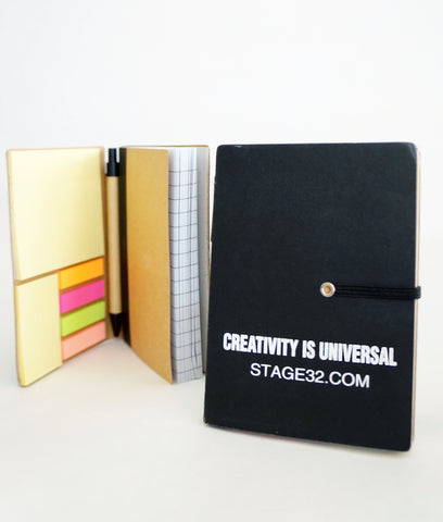 Creativity Is Universal Notebook