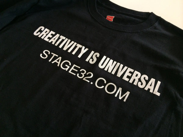 Creativity Is Universal Unfitted T-Shirt