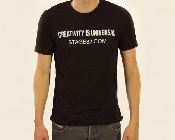 "Men's ""Creativity Is Universal"" Tee"