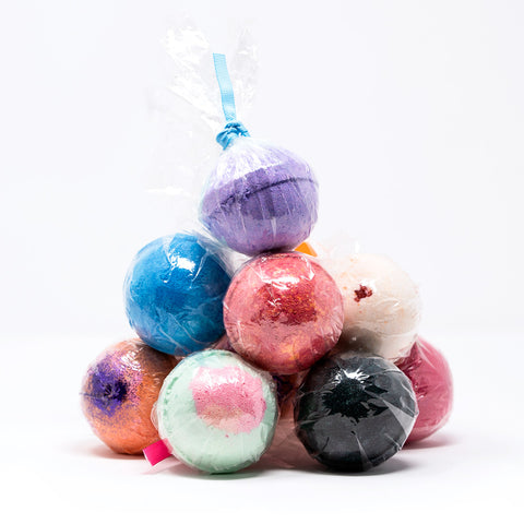 Bath Bombs - 6 for the price of 5