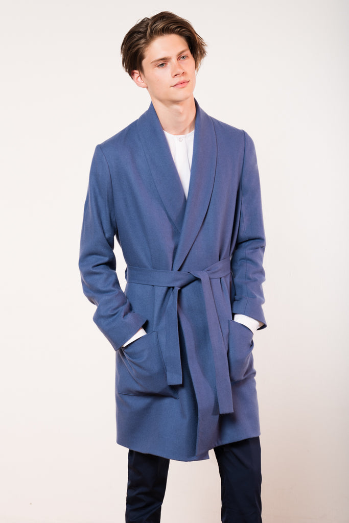 ROBE COAT CASHMERE