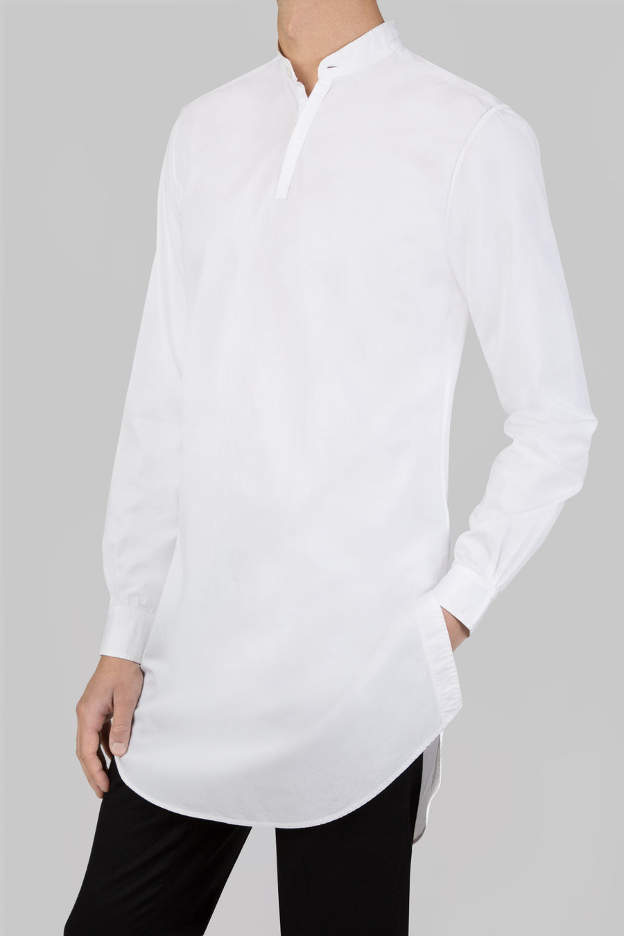 CONTEMPORARY SHIRT LONG