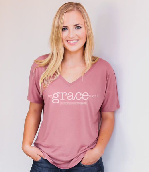 By Grace Alone Tee