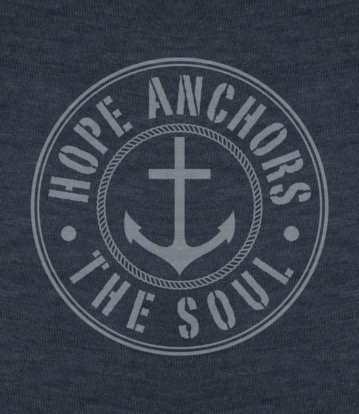 Hope Anchors the Soul Logo