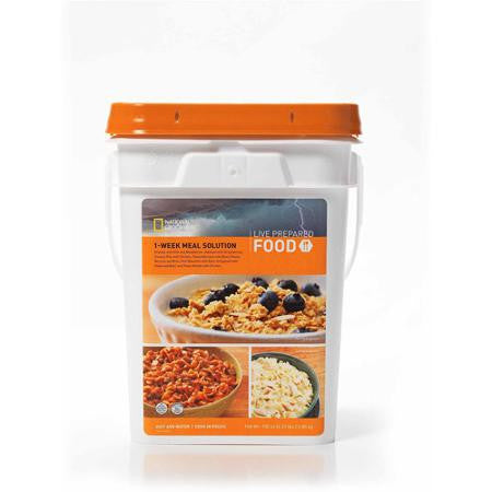 1-Week Personal Meal Solution Pail