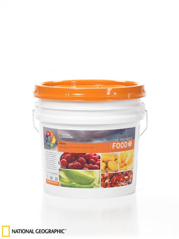 Fruits Pail