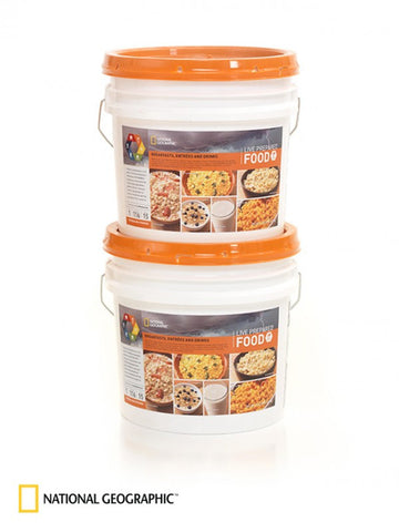 1 Month Personal Emergency Food Storage Kit