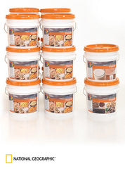 6 Month Personal Food Storage Kit